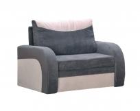 Rozkładany fotel do spania Kaja 90 - Młodzieżowe łóżko