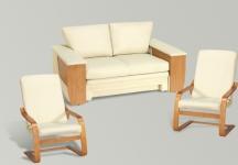 Mods fotel