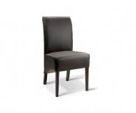 Nowoczesne krzesło tapicerowane Castello KR-124