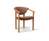 Eleganckie krzesło tapicerowane Chair KR-149