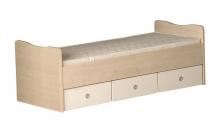 Meble dziecięce - System modułowy Bavi  'Dziesiąty' łóżko