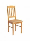 Krzesło tapicerowane Boss III