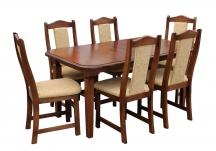 Stół Novak rozkładany do jadalni
