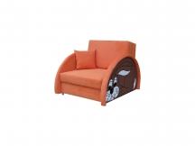 Fotel rozkładany do spania Majka I Zając  - łóżko młodzieżowe