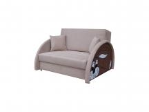 Fotel rozkładany do spania Majka II Zając - łóżko młodzieżowe