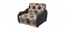 Fotel rozkładany do spania Ola I - łóżko młodzieżowe