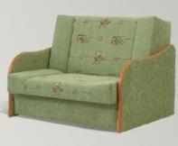 Roki 1R fotel rozkładany- boki tapicerowane
