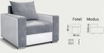Fotel Modus - Klasyczna elegancja