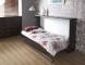 Vasa 90 łóżko rozkładane poziome Meble Dąb