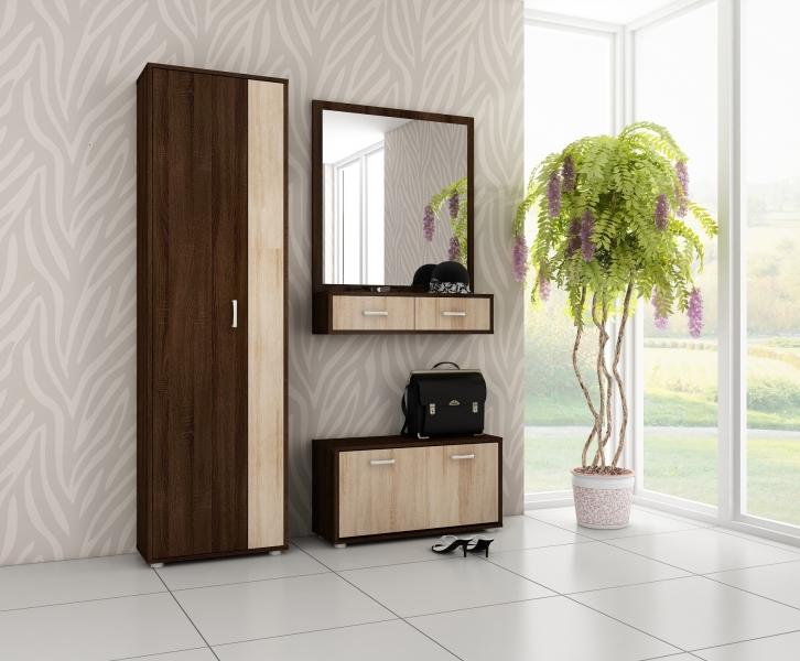 garderoba porto meble do przedpokoju internetowy sklep. Black Bedroom Furniture Sets. Home Design Ideas