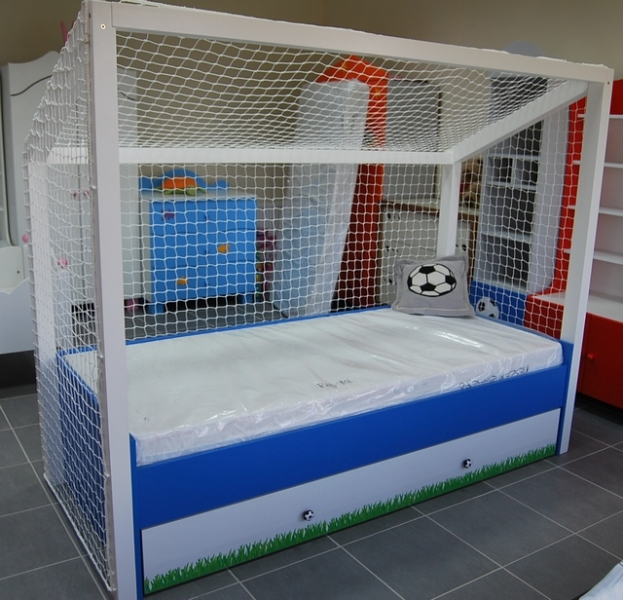łóżko Football Dla Dziecka Internetowy Sklep Meblowy
