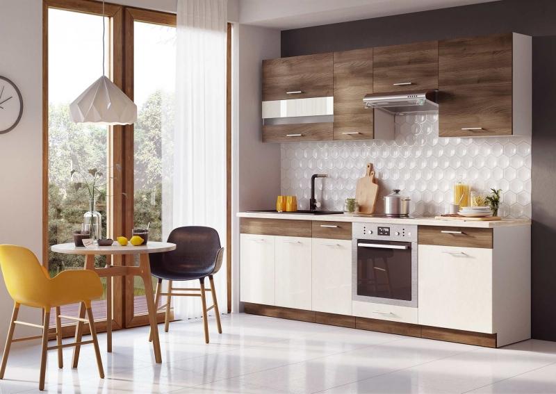 Meble kuchenne wanilia