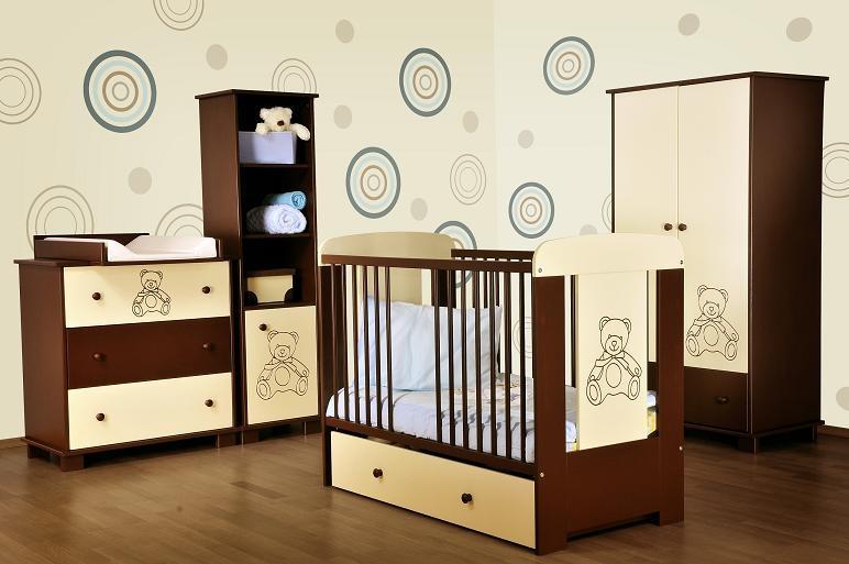 eczko dla niemowl t i dzieci br z ecru teddy tl 1 internetowy sklep meblowy. Black Bedroom Furniture Sets. Home Design Ideas