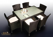 Zestaw mebli stołowych CAPITALE --> DOSTAWA GRATIS!!!!