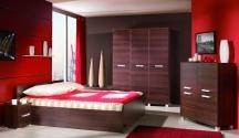 Praktyczne i nowoczesne meble do sypialni - System Maximus