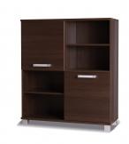 Nowoczesna komoda karo do sypialni, salonu, biura - System Maximus M25