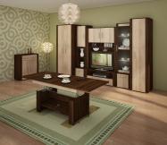 Meblościanka Notti - Oryginalne meble do salonu