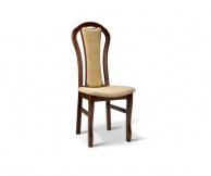 Eleganckie krzesło tapicerowane Bari KR-113