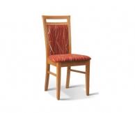 Nowoczesne krzesło tapicerowane Bata KR-154