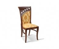 Nowoczesne krzesło tapicerowane Bora KR-141