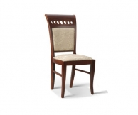 Eleganckie krzesło tapicerowane Chapter KR-146