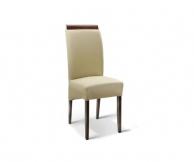 Eleganckie krzesło tapicerowane Corella KR-123