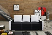 Klasyczna kanapa BONA z funkcją spania