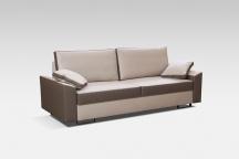 Sofa rozkładana DUAL - tapicerowana