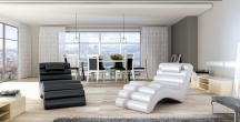 Fotel Miami - elegancki fotel do salonu, kozetka