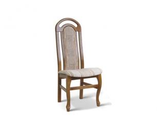 Eleganckie krzesło tapicerowane Avilla KR-120