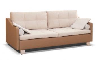 Sofa Queen Wood - nowoczesna kanapa do salonu