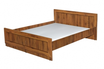Łóżko duże bez materaca T-20