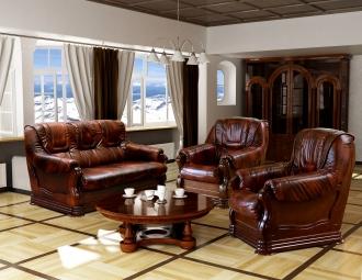 Parma sofa III z funkcją spania do salonu