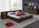 Meble do sypialni Modern - Łóżko sypialniane i komoda pokojowa