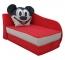 Łóżko dla dziecka Bolek Miki - łóżko dziecięce, tapczanik