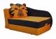 Łóżko dla dziecka Bolek Tygrysek - łóżko dziecięce, tapczanik